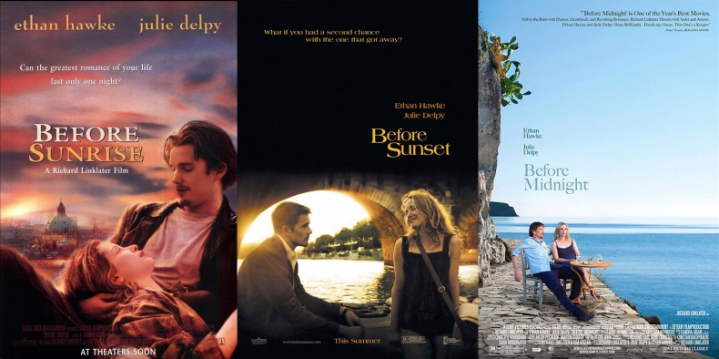 Richard Linklater's Before Trilogy