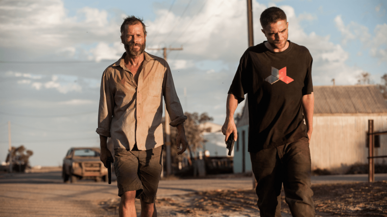 """The Rover"" (2014)"