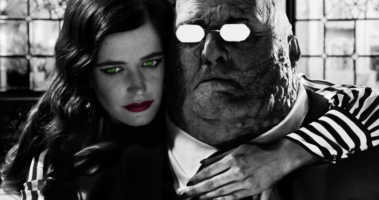 review: sin city: a dame to kill for - the focus pull film journal