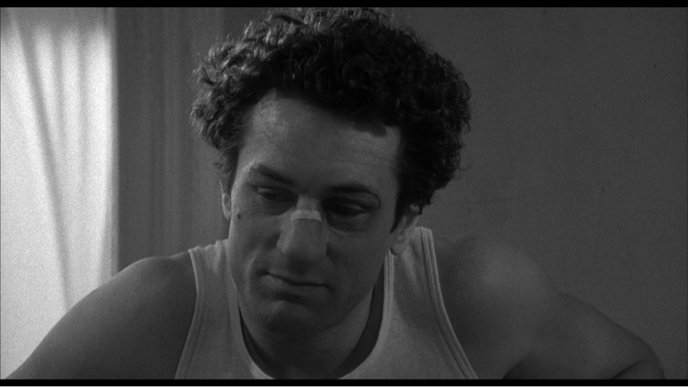 the rise and fall of jaka lamotta in raging bull by martin scorsese Scorseses raging bull tells the story of the rise and fall of • commentary by director martin scorsese and editor boxer-author jake lamotta.