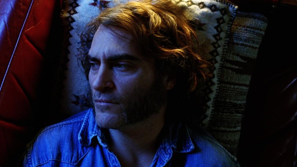 """Joaquin Phoenix in """"Inherent Vice"""""""