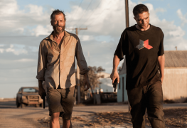 """""""The Rover"""" (2014)"""