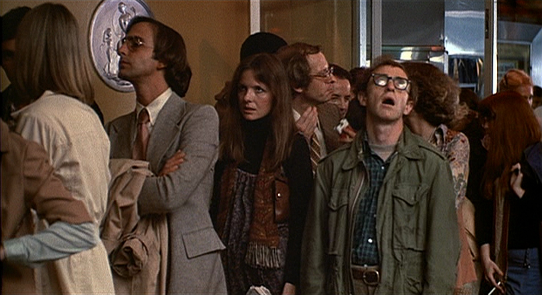 Film Fashion (I): Annie Hall Woody Allen